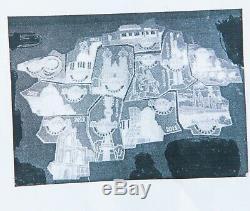 12 Hard Rock Cafe PINS Set PRAGUE CITY MAP PUZZLE Landmarks LE200 series lot