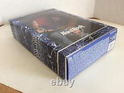 2005 HARD ROCK CAFE COLLECTOR BARBIE With HRC COLLECTOR PIN- J0963 NIB