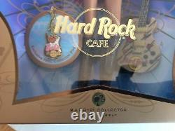 2007 Gold Label Hard Rock Cafe Collector Barbie Doll With Hrc Collector Pin- Nib