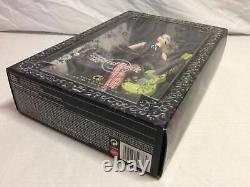 2008 Hard Rock Cafe Gold Label Barbie L9663 Original Box Unopened Col. Pin