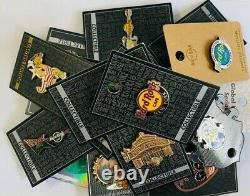 21 brand new HARD ROCK CAFE NEW YORK CITY pins collection
