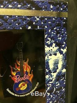 BARBIE Hard Rock Cafe 2005 w Pin J0963