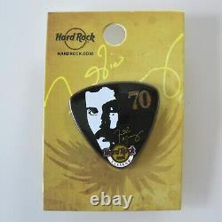 Freddie Mercury GLASGOW 70th Birthday 2016 Hard Rock Cafe Pin Badge Queen