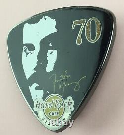 Freddie Mercury (Queen) Hard Rock Cafe 2016 Limited Edition Pin Badge Glasgow