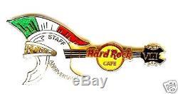 HARD ROCK CAFE ROME 8TH Anniversary STAFF Pin LTD. RARE