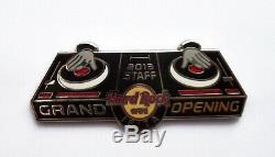 HRC Hard Rock Cafe Ibiza Grand Opening STAFF Pin