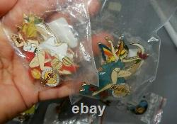 HRC Lot of 77 Assorted Hard Rock Cafe Pins L. A. To N. Y, Tokyo, Toronto, etc NIP