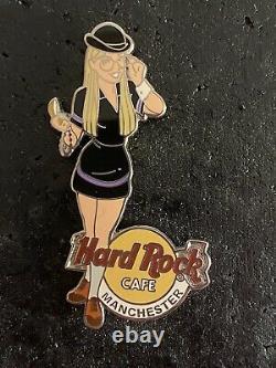 Hard Rock Cafe 15 Pin Lot Girls Leeds Madrid Nottingham Birmingham Paris Rome +
