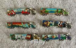 Hard Rock Cafe 2005'Keep on Truckin' Series-23 Pins (23X)