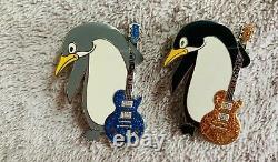 Hard Rock Cafe 23 Assorted Pins incl. The Tour Reggi (23X)