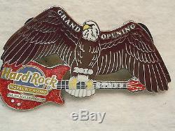 Hard Rock Cafe Albuquerque GO STAFF Guitar'10 Pin