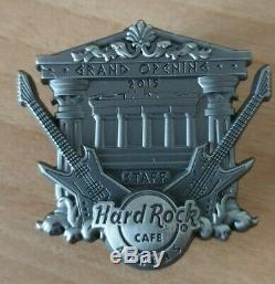 Hard Rock Cafe Athens Grand Opening Staff Pin Le 150