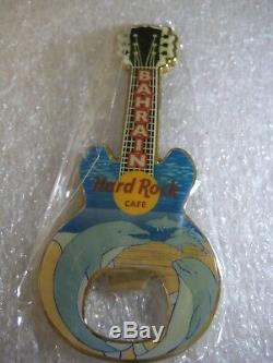 Hard Rock Cafe BAHRAIN Bottle Opener Magnet RARE