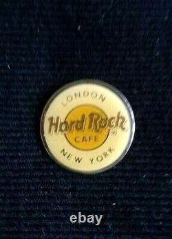 Hard Rock Cafe BOSTON 1989 OPENING STAFF (Only) London New York Gift Pin Badge