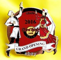 Hard Rock Cafe Baku Grand Opening STAFF Pin