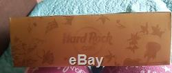 Hard Rock Cafe Barbie Doll with Collector Pin 2007 NRFB Rare HTF 6th in series