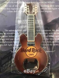 Hard Rock Cafe Bottle Opener Lot
