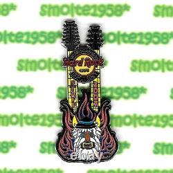 Hard Rock Cafe Bucharest 2007 Grand Opening Staff Guitar (#41997)