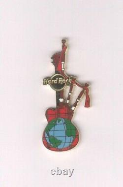 Hard Rock Cafe CEO HAMISH DODDS 3er VERSION STAFF Pin