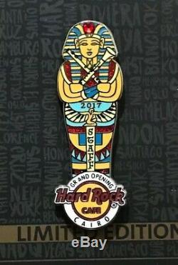 Hard Rock Cafe Cairo Grand Opening Staff Pin