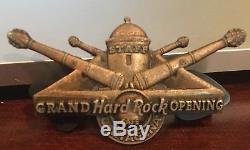 Hard Rock Cafe Cartagena Grand Opening Staff Pin