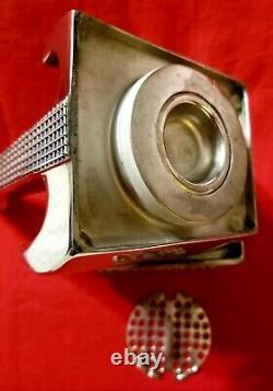 Hard Rock Cafe Fender Limited Edition Metal Guitar Drink Shaker