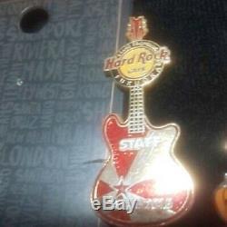 Hard Rock Cafe Fukuoka Opening Staff Pin