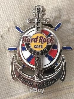 Hard Rock Cafe Gdansk Grand Opening Staff Pin LE 100