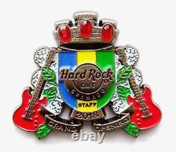 Hard Rock Cafe Gramado Grand Opening STAFF Pin