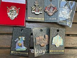 Hard Rock Cafe Grand Opening Pins