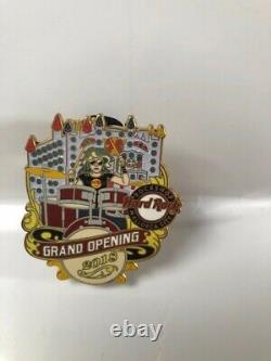 Hard Rock Cafe Grand Opening Staff Pin Pack