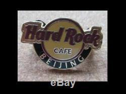 Hard Rock Cafe- HRC Beijing- Classic Logo Pin