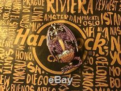 Hard Rock Cafe HRC HANGZHOU CHINA Dragon & Dagger D&D Lapel Pin NEW Neu RARE