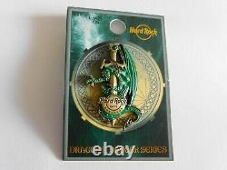 Hard Rock Cafe HURGADA Egypt Dragon & Dagger Limited Ed. Guitar Series Pin