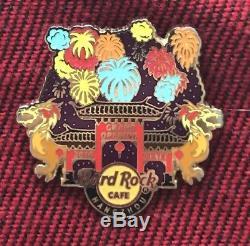 Hard Rock Cafe Hangzhou Grand Opening Staff Pin