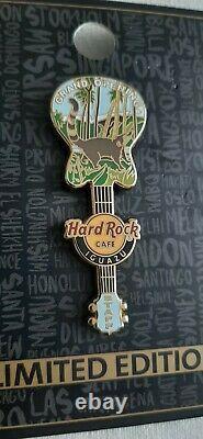 Hard Rock Cafe Iguazu Grand Opening Staff Pin The Never Opened Cafe 2015