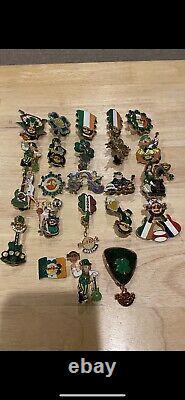 Hard Rock Cafe Irish Pins