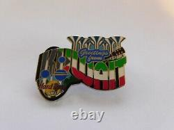 Hard Rock Cafe KUWAIT Greetings From Limited Edition Worldwide Serie Pin