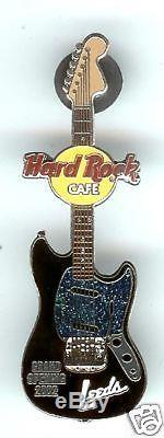 Hard Rock Cafe LEEDS, GRAND OPENING 2002. Pin3 LTD. RARE