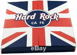 Hard Rock Cafe LONDON PICCADILLY CIRCUS 2019 GRAND OPENING Jumbo PIN in UK Box
