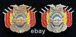 Hard Rock Cafe La Paz Grand Opening + Staff Opening Pins Amazing