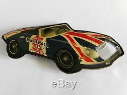 Hard Rock Cafe MYRTLE BEACH PARK Race Car Bottle opener (Alternative) Magnet