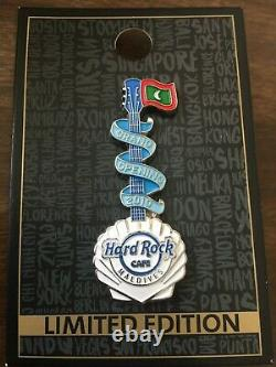 Hard Rock Cafe Maldives Grand Opening Pin