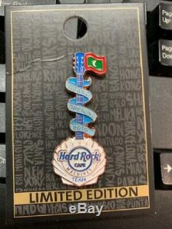 Hard Rock Cafe Maldives Opening Team Staff pin