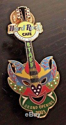 Hard Rock Cafe Nassau 2003 Opening Staff Pin