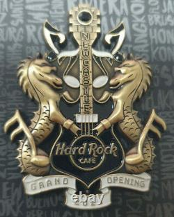 Hard Rock Cafe Newcastle Grand Opening Pin Le
