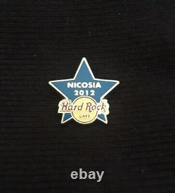 Hard Rock Cafe Nicosia Staff Training Star Limited Edition pin