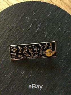 Hard Rock Cafe Opening Staff Pin Myrtle Beach Limited Edition