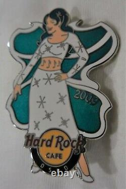 Hard Rock Cafe Oslo Fairies'09 Set of 4 Pins LE 150 Pins