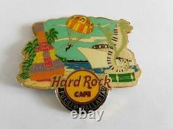 Hard Rock Cafe PUERTO VALLARTA Alternative Logo Magnet (no Bottle opener)